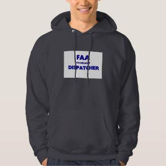 FAA Certificated Dispatcher Hoodie