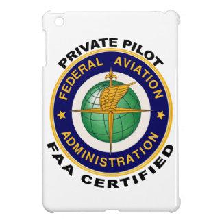 FAA Certified Private Pilot iPad Case
