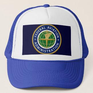 FAA federal aviation administration Trucker Hat