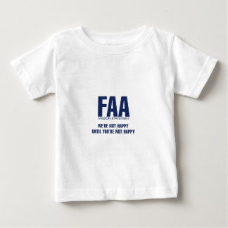 FAA Mission Statement Baby T-Shirt
