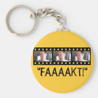 """FAAAAKT!"" KEY CHAINS"