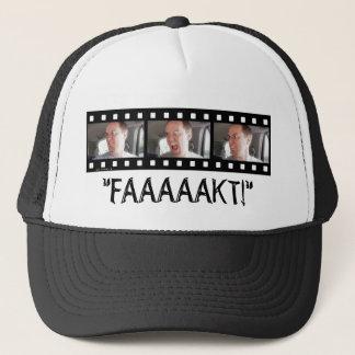 """FAAAAKT!"" TRUCKER HAT"