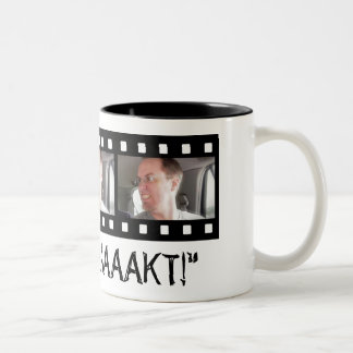 """FAAAAKT!"" Two-Tone COFFEE MUG"