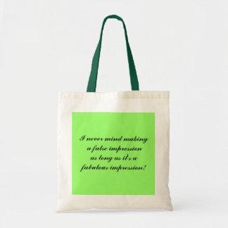 Fab Bag!! Tote Bag