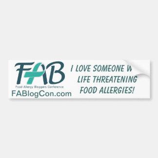 FAB Bumper Sticker
