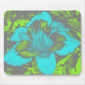 Fab Floral Mouse Pad