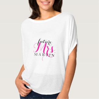 Fab future Mrs. shirt II
