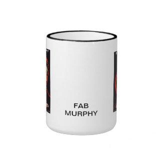 fab murphy ringer coffee mug