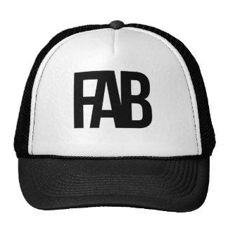 FAB TRUCKER HAT