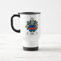 Fabbri Family Crest Mug