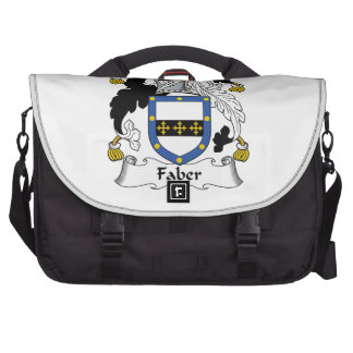Faber Family Crest Bag For Laptop