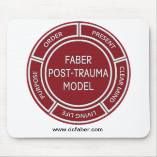 Faber Post Trauma Model Mouse Pad