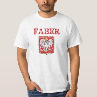 Faber Surname T-Shirt