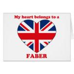 Faber Tarjeta
