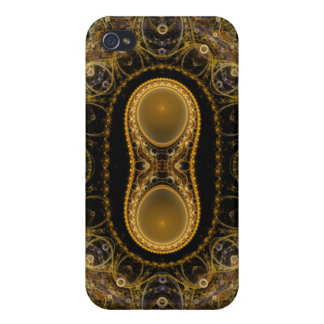 Fabergé Fractal iPhone 4 Cover
