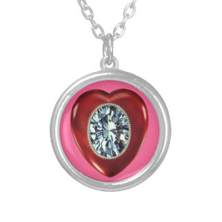 Faberge Heart necklace