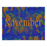 FabFall, noviembre Posters