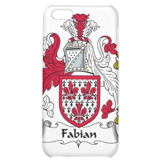 Fabian Family Crest iPhone 5C Cover