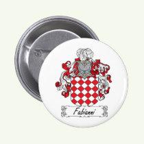 Fabianni Family Crest Button