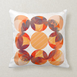 Fable 11 Abstract Square Pillow