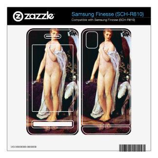 Fable by Gustav Klimt Samsung Finesse Skin