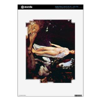 Fable by Gustav Klimt Skins For iPad 3
