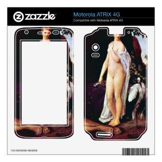 Fable by Gustav Klimt Motorola ATRIX 4G Skin