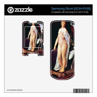 Fable by Gustav Klimt Decals For Samsung Stunt