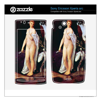 Fable by Gustav Klimt Xperia Arc Skin
