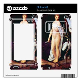 Fable by Gustav Klimt Skin For Nokia N8