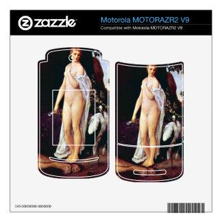 Fable by Gustav Klimt MOTORAZR2 V9 Skin