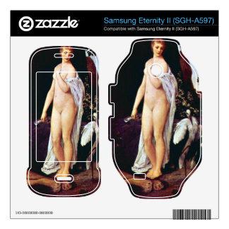 Fable by Gustav Klimt Samsung Eternity II Skins