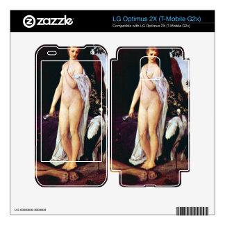 Fable by Gustav Klimt LG Optimus 2X Skins