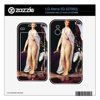 Fable by Gustav Klimt Skins For LG Arena 3G