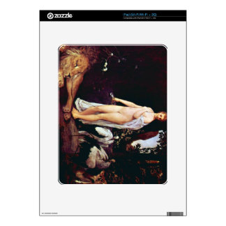 Fable by Gustav Klimt Decals For The iPad