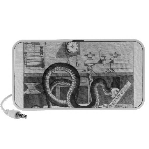 Fable of the Snake and the Files Travel Speaker