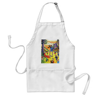 Fable Pince and Princess Happy Ending Adult Apron