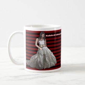 fabled bride Mug mug