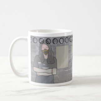 fabled cannibal coffee mugs
