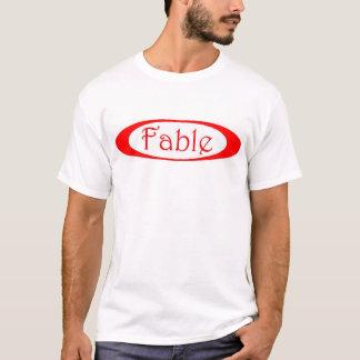 FABLElogo-red T-Shirt