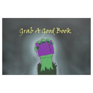 Fabric Bulletin Board Frankenstein Hand