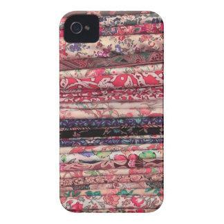Fabric iPhone 4 Case
