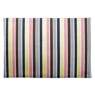 Fabric Checks modern design trend latest style fas Place Mats
