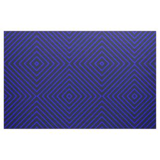 Fabric Dark Blue with Royal Blue Stripes