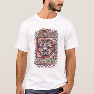Fabric depicting Venus Anadyomene, from Antinoe T-Shirt