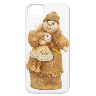 Fabric Doll 2 iPhone SE/5/5s Case