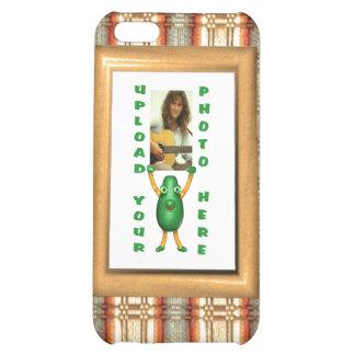 Fabric  illusion iPhone case Case For iPhone 5C