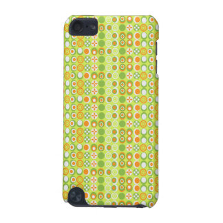 Fabric-Inlaid Hard Shell Case for iPod Touch iPod Touch 5G Covers