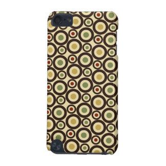 Fabric-Inlaid Hard Shell Case for iPod Touch iPod Touch (5th Generation) Cover