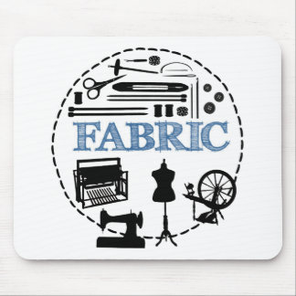 FABRIC Logo Mousepad